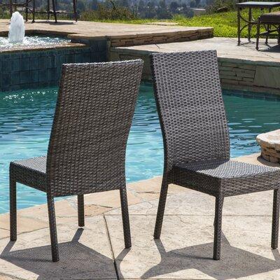 Battista Outdoor Patio Dining Chair