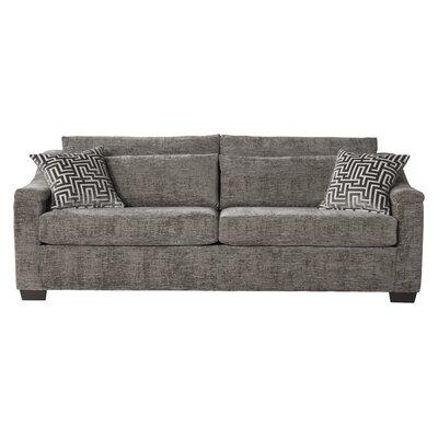 Pershing Sofa Upholstery: Gunmetal