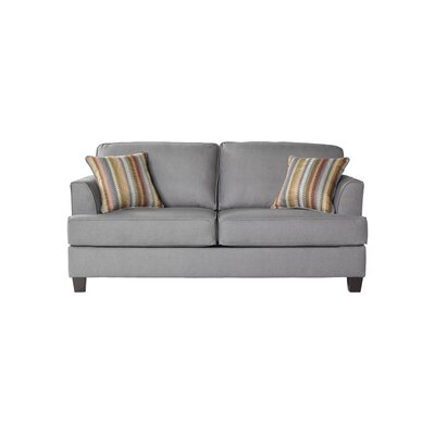 Perlman Sleeper Sofa Upholstery: Denim Fog