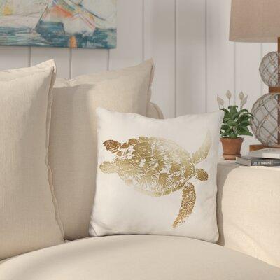 Buchheit Sea Turtle Throw Pillow
