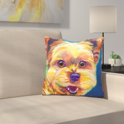 Montag Boba Throw Pillow