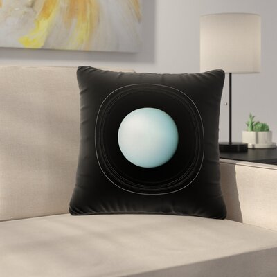 Alias Uranus Outdoor Throw Pillow Size: 16 H x 16 W x 5 D