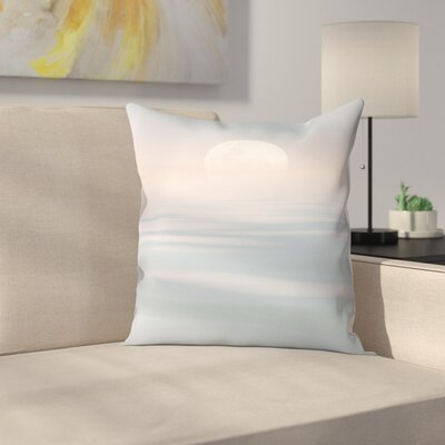 Meer Throw Pillow Size: 16 x 16