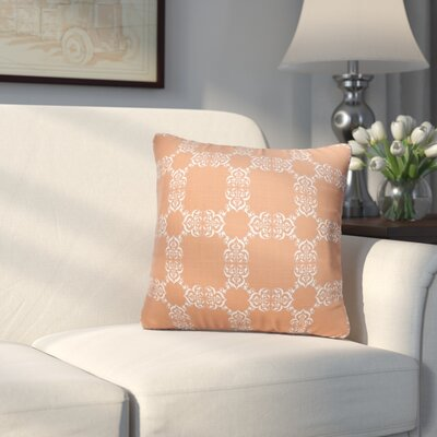 Eddyville Throw Pillow Size: 18  x 18