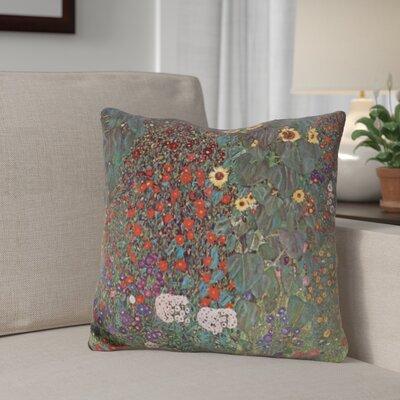 Girardi Garden Throw Pillow