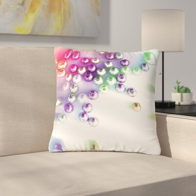 Louise Machado Pearl Outdoor Throw Pillow Size: 16 H x 16 W x 5 D