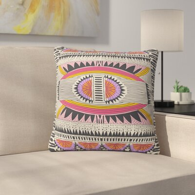 Holli Zollinger Namais Outdoor Polyester/Polyester Blend Throw Pillow