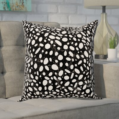 Correll Bean Throw Pillow Size: 18 x 18