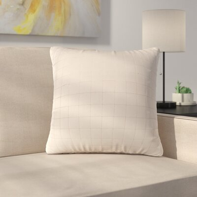 Bloomingdale Throw Pillow Color: Cement