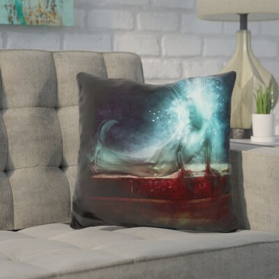 Hassell a Dying Wish Throw Pillow