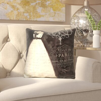 Trevethan French Couture Throw Pillow