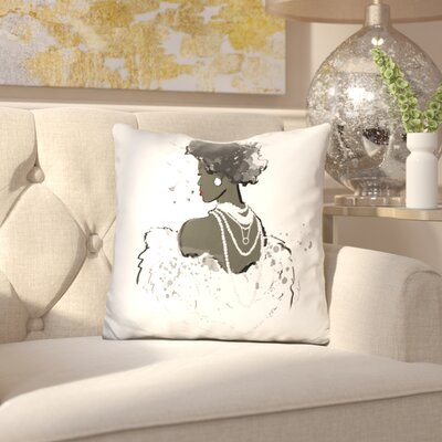 Isakson Midnight Ball Throw Pillow