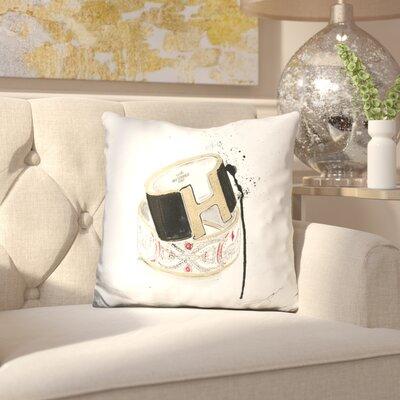 Elvie Couture Arm Throw Pillow
