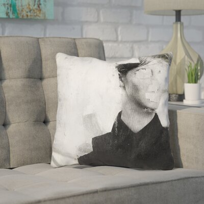 Hoefer Faceless Throw Pillow