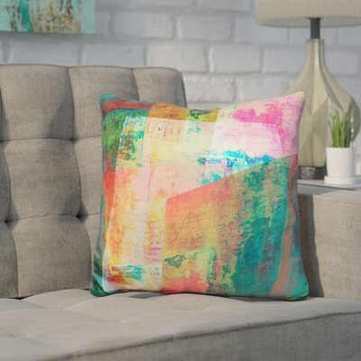 Harrigan Hifi Geometric Throw Pillow