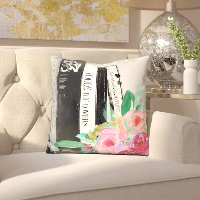 Blakesley the Beautiful Life Throw Pillow