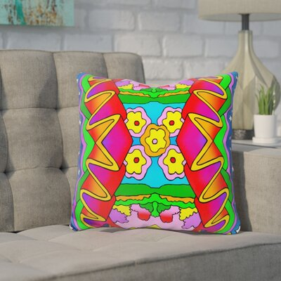 Corinna Ribbon Throw Pillow