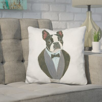 Cork Canine Couture Throw Pillow