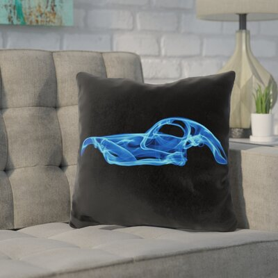 Kennell Bugatti Throw Pillow
