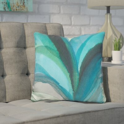 Jedicke Big Leaf Throw Pillow