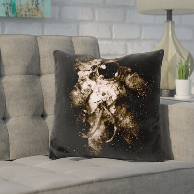Hartness Astronaut Throw Pillow