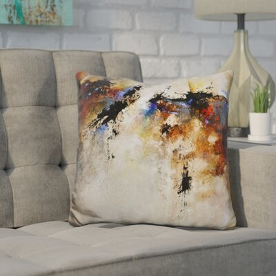 Hicks Fallen Light Throw Pillow