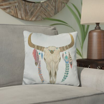 Chidester Bohemian Rising Throw Pillow
