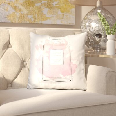 Glendora No Beauty Throw Pillow