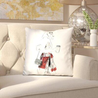 Caistor the Alexa Throw Pillow