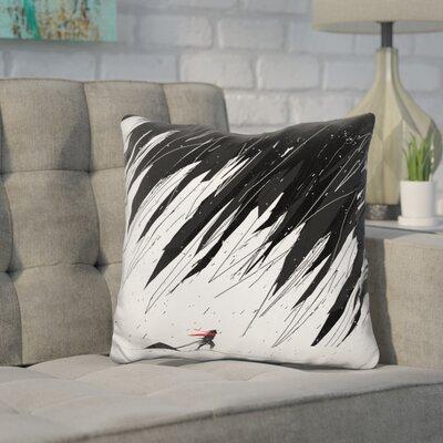 Corker Storm Throw Pillow