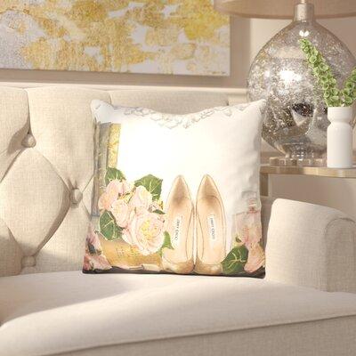 Blakeston What We Love Throw Pillow