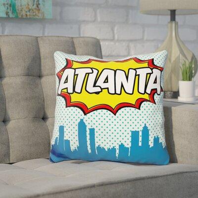 Corlane Atlanta Throw Pillow