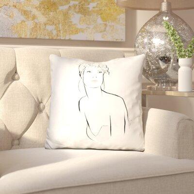 Isaacs Amor Throw Pillow