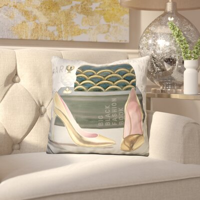 Kendra Forever Fashion Throw Pillow