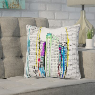 Kemmerer Hold Your Breath Throw Pillow