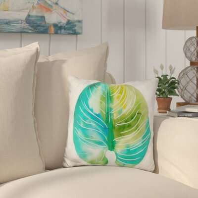 Barnaby Palms Throw Pillow