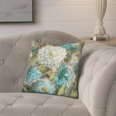 Cipolla Secret Garden Throw Pillow