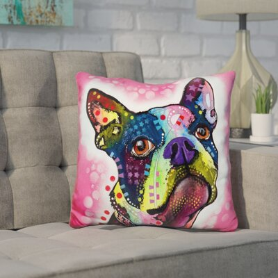 Cordray Terrier Throw Pillow