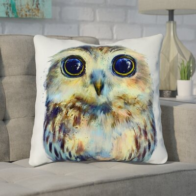Picher Hibou Indoor/Outdoor Throw Pillow