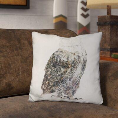 Okelly Owl Throw Pillow