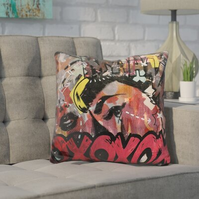 Kameron Kraang Throw Pillow