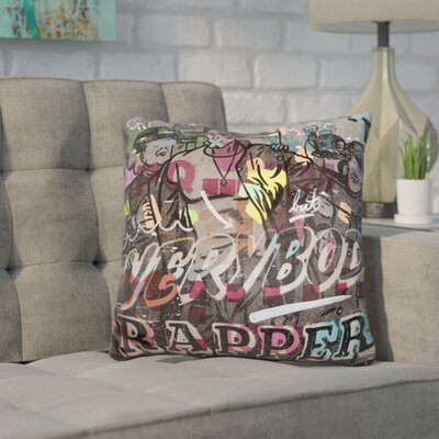 Kallias Everybody Trappers Throw Pillow