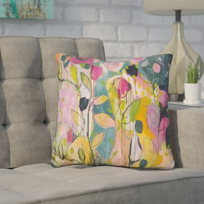 Hatcher Quiet Reflection Throw Pillow