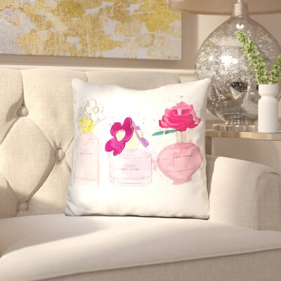 Innsbrook Garden Beauty Throw Pillow