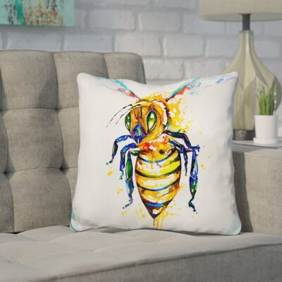 Kemble Colmena Throw Pillow
