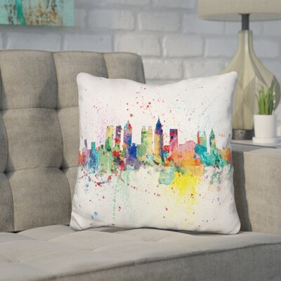 Corlane Georgia Throw Pillow