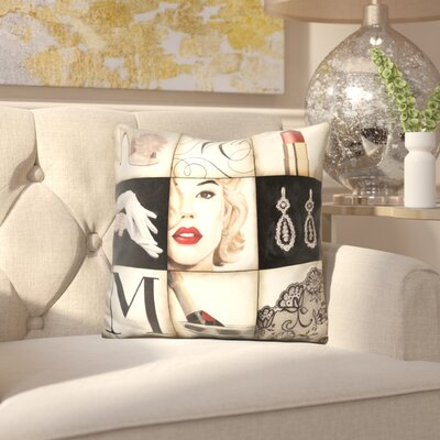 Tarra Madison Avenue Throw Pillow