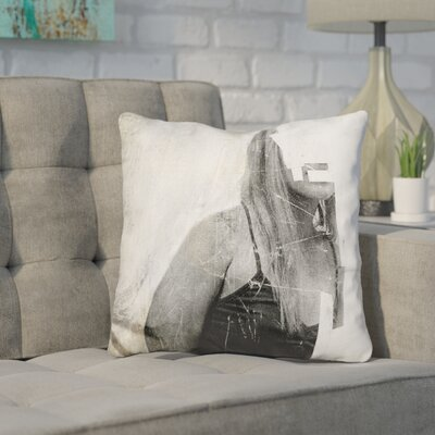 Hoedus Faceless Throw Pillow