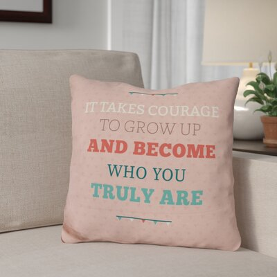 Gimbel True Self Throw Pillow