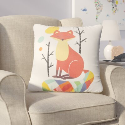 Hallmark Fox Throw Pillow